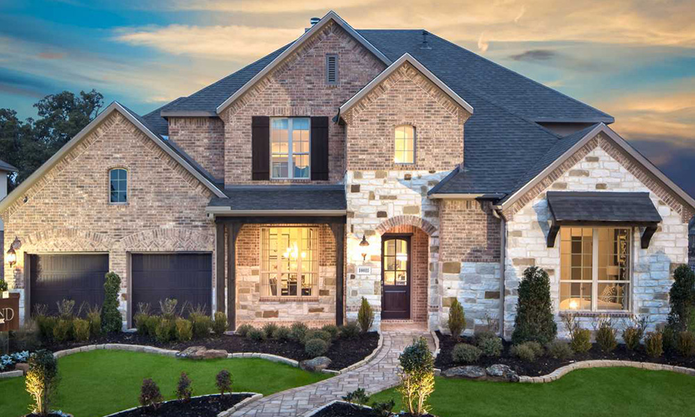 Builders Balcones Creek New Homes In San Antonio Tx
