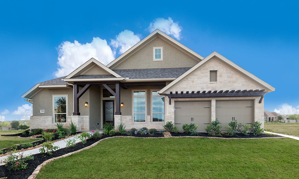 Perry Homes at Balcones Creek