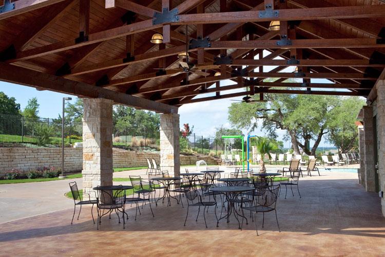 Site Plan Amenities Balcones Creek New Homes In San Antonio Tx Boerne Isd